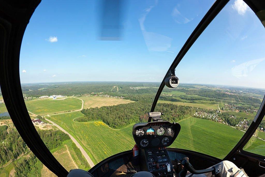 Qu'est-ce que cela signifie de rêver d'un hélicoptère ? 1