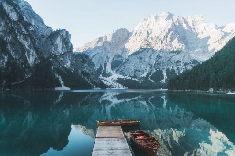 sonhar com montanha