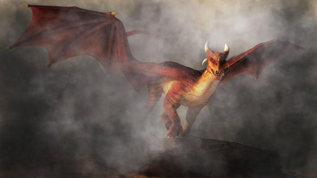 Qu'est-ce que cela signifie de rêver d'un dragon ? 1