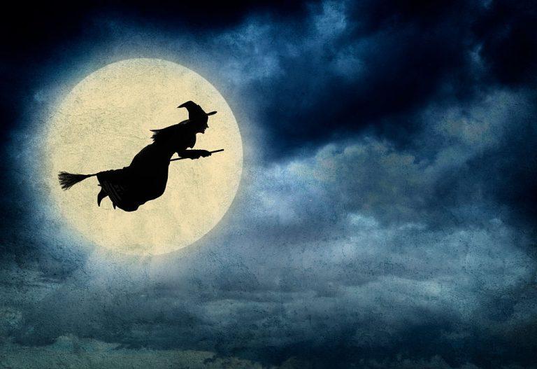 Sonhar com Bruxa