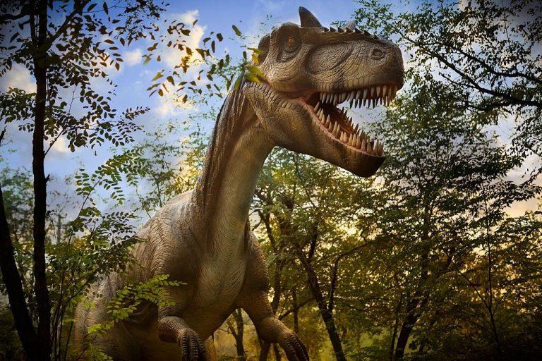 Sonhar com Dinossauro