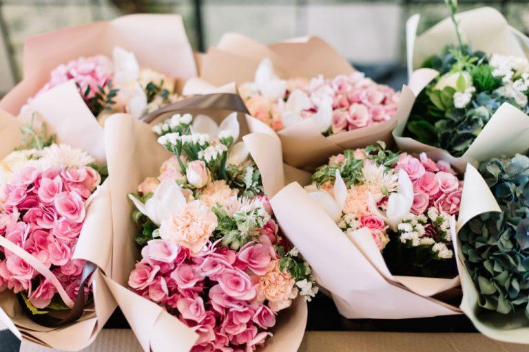 Sonhar com Flores