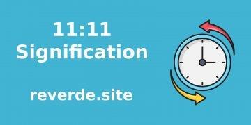 Signification du nombre 11:11 10