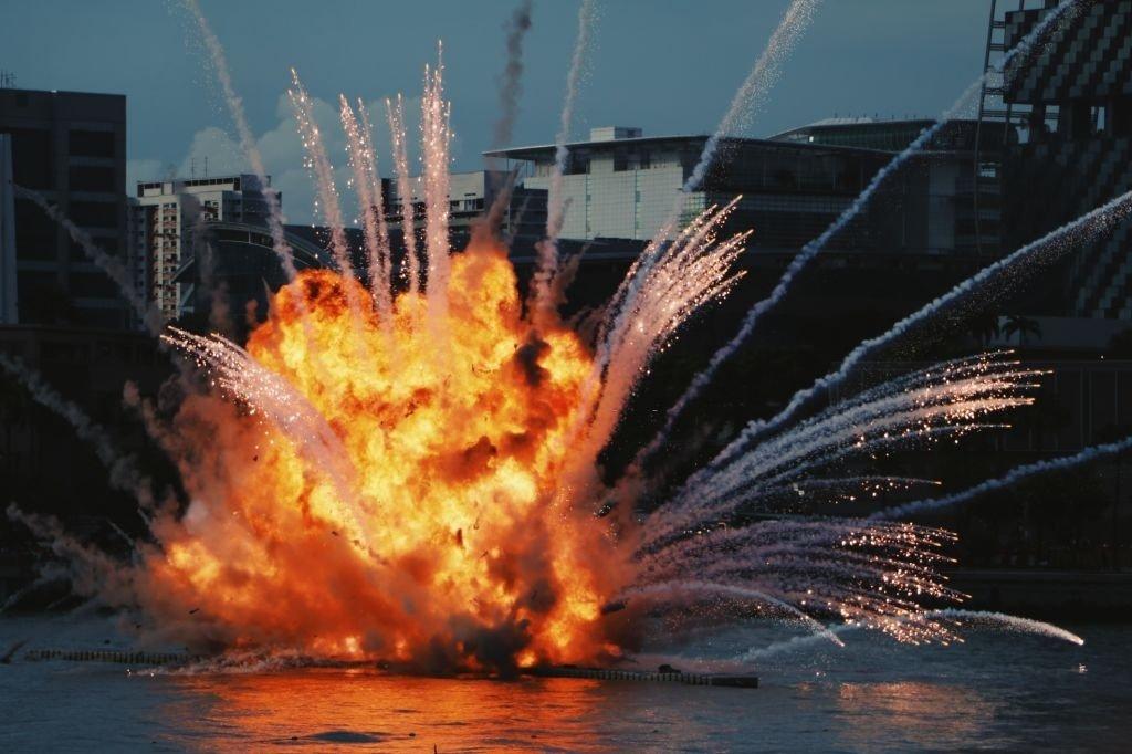 Explosion - La Signification Et Le Symbolisme Des Rêves 2